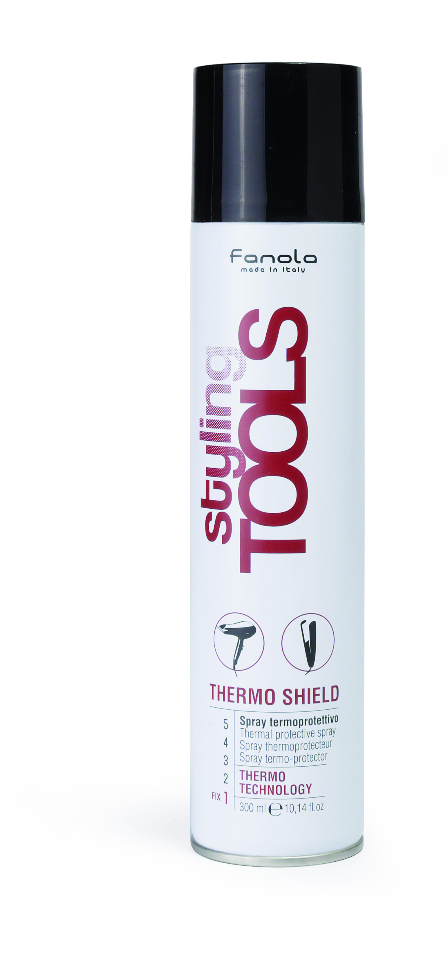 Fanola Styling Tools Thermo Shield - sprej pre termoochranu, 300 ml