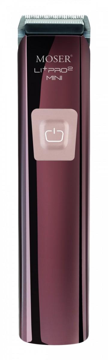 Moser 1588 Li Pro 2 Mini - profesionálny kontúrovací strojček + Gembird - stlačený vzduch, 400 ml