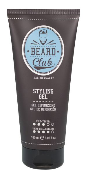 Beard Club Styling gel - stylingový gél, 180 ml