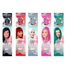 Elysée Color Mousse - barevné pěnové tužidla na vlasy