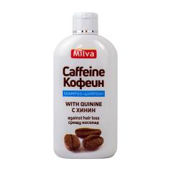 Milva CHINÍN A KOFEÍN - kofeínovo chinínový  šampón, 200 ml
