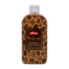 Milva KOFEIN - kofeinový šampon, 200 ml