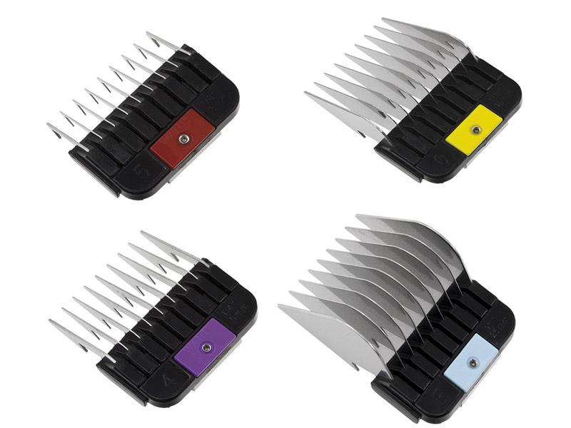 Wahl Moser - univerzálny prídavný hrebeň pre strojčeky s kovovými zubami
