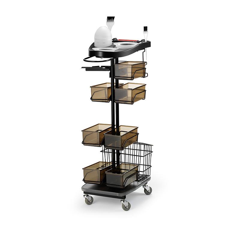 Tinting Table, Metal 4791 - kadernícky vozík