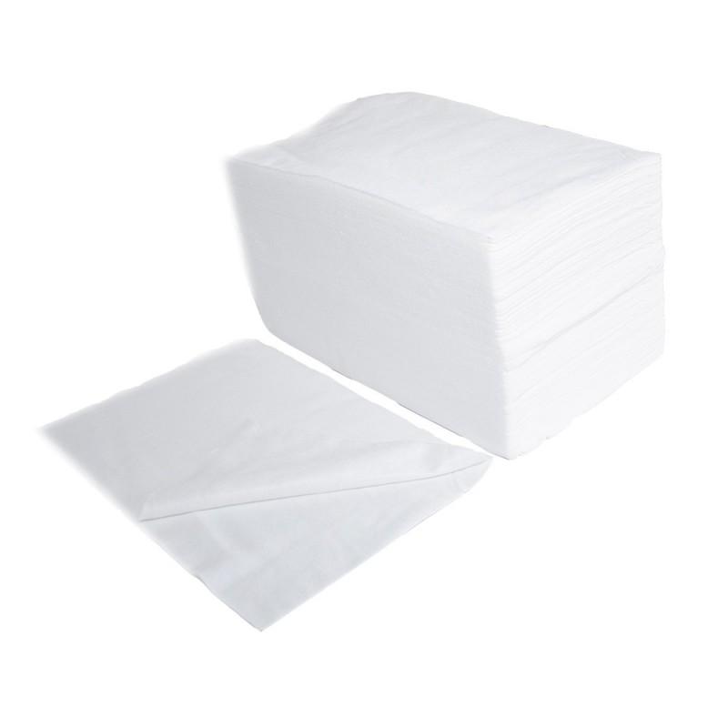 Jednorázový uterák z vlákniny BA05/50, BA05/100 SOFT perforovaný, 70x50 cm