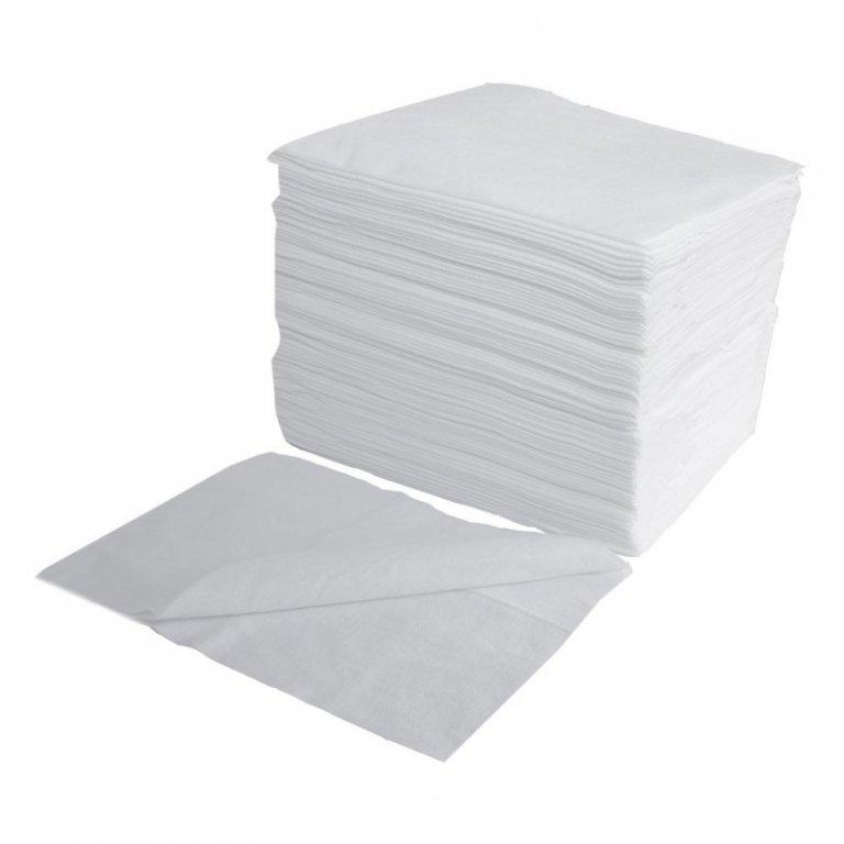 Jednorázový uterák  z vlákniny perforovaný BASIC 70x40 cm