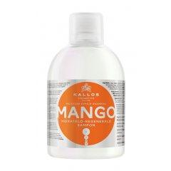 Kallos KJMN shampoo MANGO - regeneračně - hydratační šampon, 1000 ml