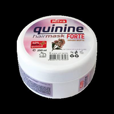 Milva CHINÍN FORTE - chinínová maska, 250 ml