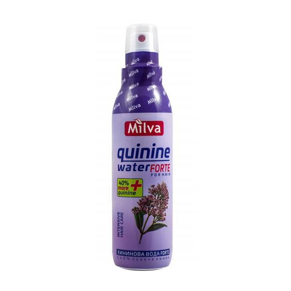 Milva Chinin FORTE - chininová voda s rozprašovačem, 200 ml