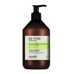 Niamh Hairkoncept Be Pure Nourishing Shampoo - výživný šampon na vlasy, 500 ml
