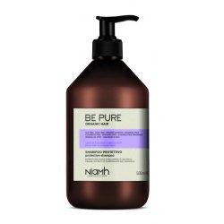 Niamh Hairkoncept Be Pure Protective Shampoo - ochranný šampón na vlasy, 500 ml
