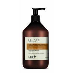 Niamh Hairkoncept Be Pure Restore Mask - obnovujúca maska na vlasy 500 ml