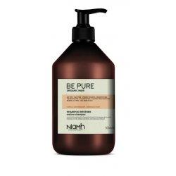 Niamh Hairkoncept Be Pure Restore Shampoo - obnovujúci šampón na vlasy, 500 ml