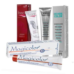 Profesionálne farby na vlasy