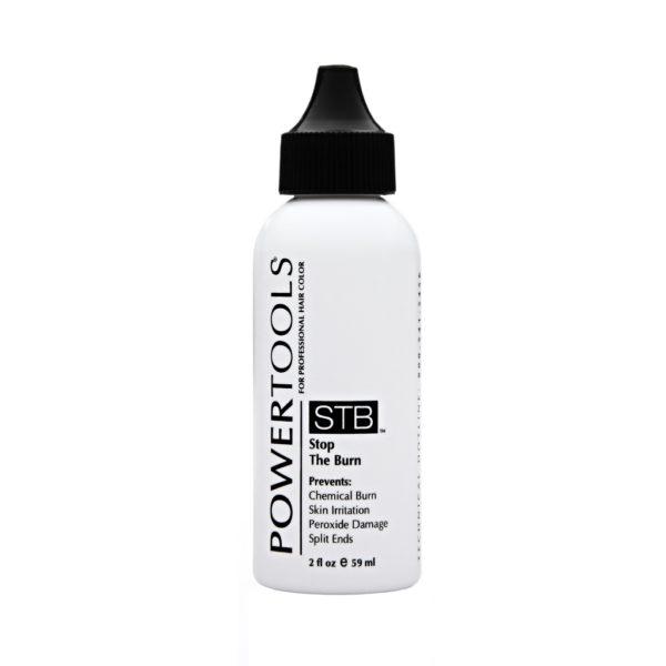 STB - Stop The Burn - pro ochranu pokožky hlavy a vlasů, 60 ml