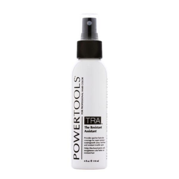 TRA - The Resistant Asistant - k odstranění problémů s barvením nebo trvalou ondulací hrubých odolných vlasů, 120 ml