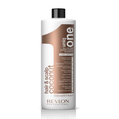 Uniq One Coconut Conditioning Shampoo - vyživujúci šampón s vôňou kokosu, 1000ml