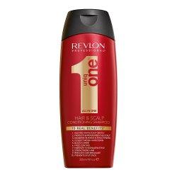 Uniq One hair & scalp shampoo - šampón a kondicionér s 10-timi účinkami, 300 ml