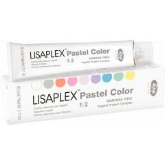 Lisaplex pastel color - semi-permanentní pastelové barvy, 60 ml
