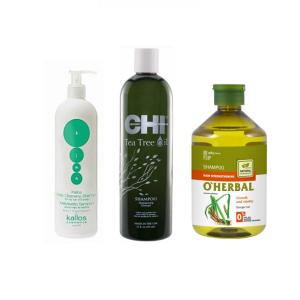 Léčba vlasů a pokožky