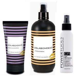 Hloubková regenerace při barvení / melírování vlasů
