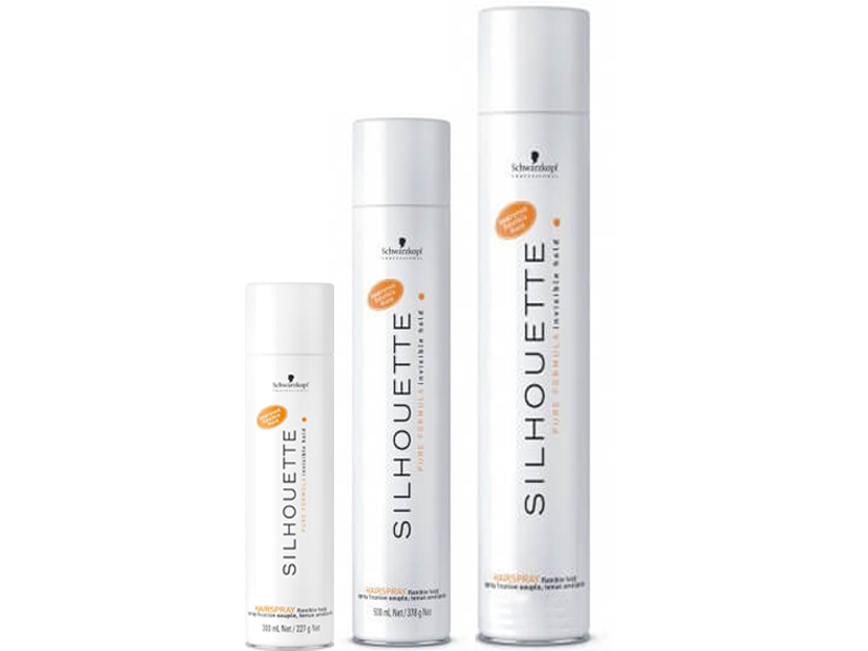 ​SILHOUETTE Flexible Hold spray - lak na vlasy se silnou fixací