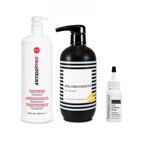 Technické produkty k barvení vlasů