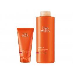 Wella Professionals Enrich Moisturizing Conditioner Fine/Normal - kondicionér na jemné až normálne  vlasy