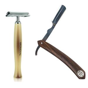 Břitvy, efilační nože a holicí strojky