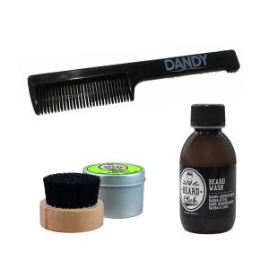 Úprava brady a fúzov