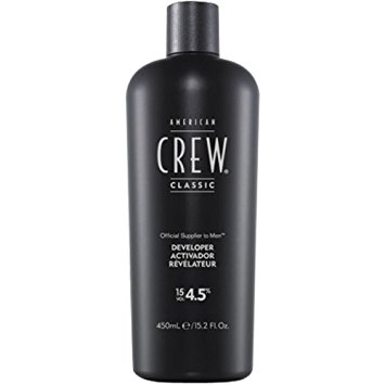 ​American Crew Precision Blend Peroxide - oxidant 15 vol 4,5%, 450 ml