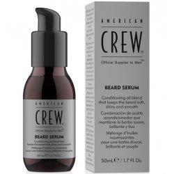 American Crew Shaving Skincare Beard Serum - vyživující olejové sérum na vousy, 50 ml