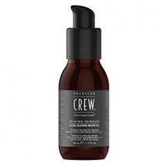 American Crew Shaving Skincare Ultra Gliding Shave Oil - zmäkčujúci olej na holenie, 50 ml