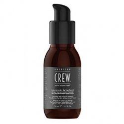 American Crew Shaving Skincare Ultra Gliding Shave Oil - změkčující olej na holení, 50 ml