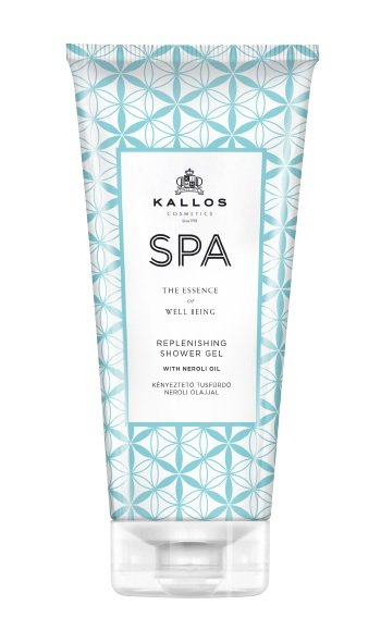 ​Kallos SPA Neroli oil Replenishing shower gel - sprchový gel 200 ml DÁREK