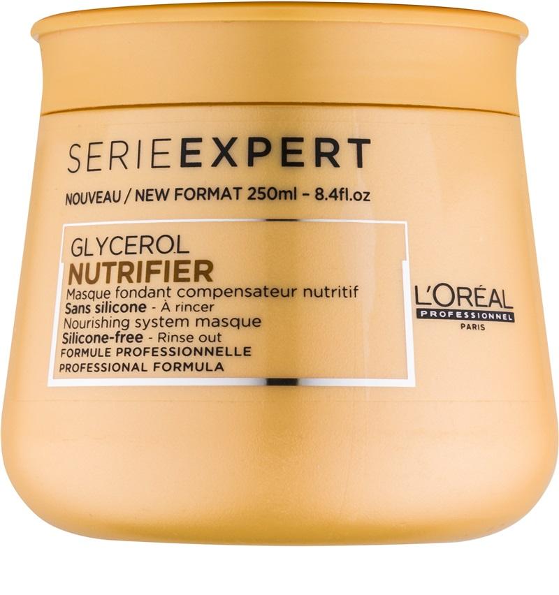 L'Oréal Nutrifier Masque - hĺbkovo výživná maska