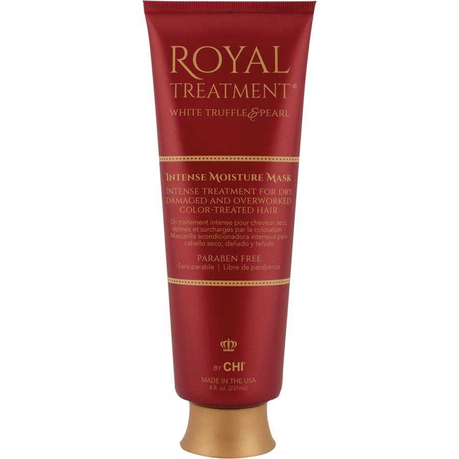 CHI Royal Treatment Intense Moisture Masque - intenzívna hydratačná maska, 236 ml