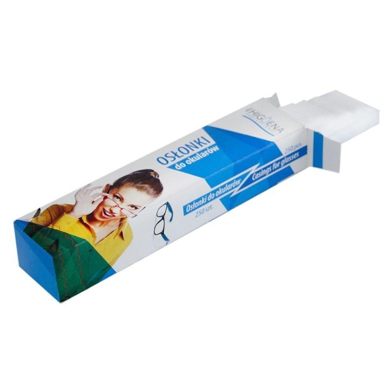 Chránič brýlí při barvení vlasů F/039/001, 250 ks/bal
