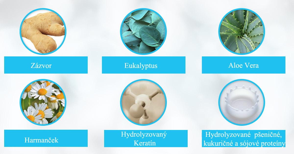 G-synergie Keratin Intensive Moisture Conditioner - intenzívne hydratačný kondicionér, 300 ml