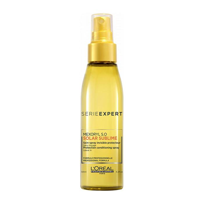L'Oréal Professionnel Série Expert Solar Sublime Conditioning Spray - ochranný sprej pred slnkom s UV ochranou, 125 ml
