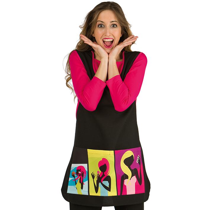 Lacla Gown Mod 21304421 One Size Fits All 06307/50 - kadeřnické šaty, univerzální velikost