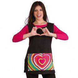 Lacla Gown Mod 21602109 One Size Fits All 06306/50 - kadernícke šaty, univerzálna veľkosť