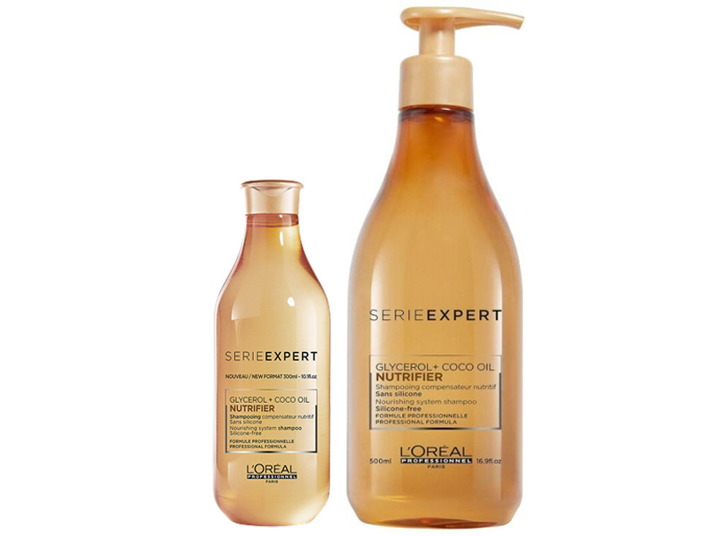 L'Oréal Nutrifier shampoo - vyživujúci šampón