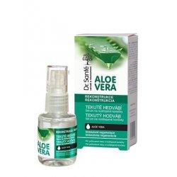 Dr. Santé Aloe Vera - tekutý hodváb s výťažkami aloe vera na rozštiepené končeky, 30 ml