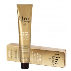 Fanola Oro puro - profesionálna bezamoniaková farba na vlasy, 100 ml