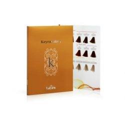 Keyra cosmetics - vzorník k barvám Keyra