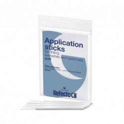 Refectocil - aplikačné tyčinky biele mäkké, 10 ks