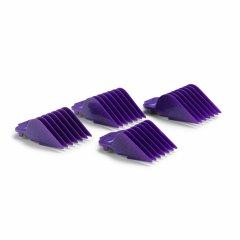 Andis Magnetic comb set 3871 - 4 magnetické hrebeňové nádstavce 16 mm - 25,5 mm