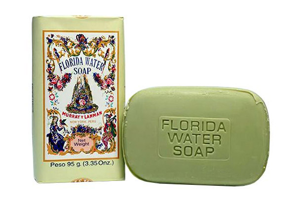 Murray & Lanman Florida Water Soap - mydlo, 95 g