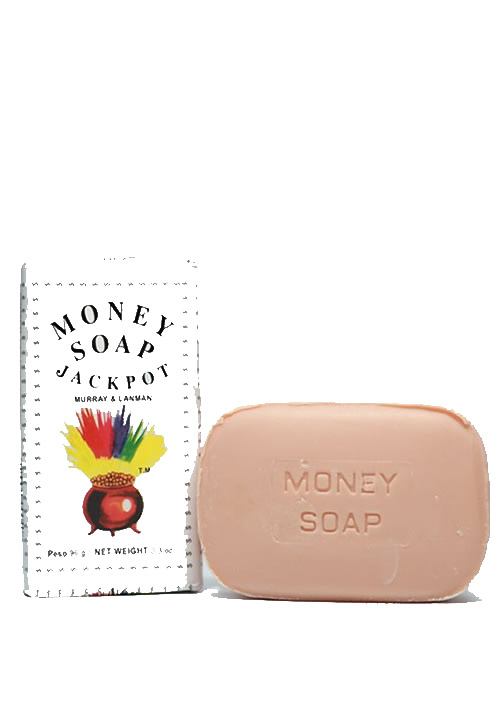 Murray & Lanman Money Soap Jackpot - mydlo, 95 g